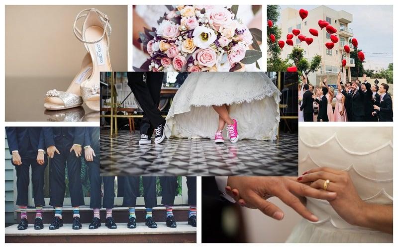 Креативна сватбена фотография 2